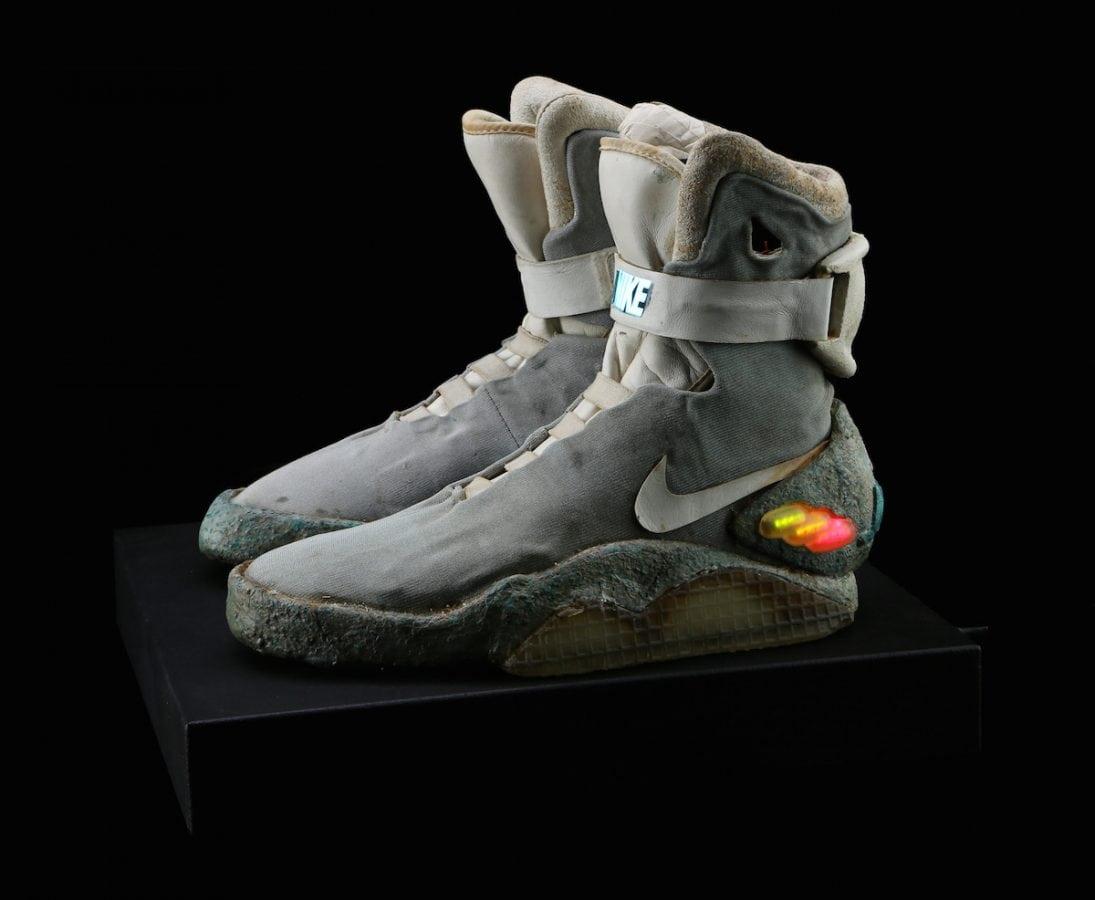 Michael Jackson Fox Nike Shoes