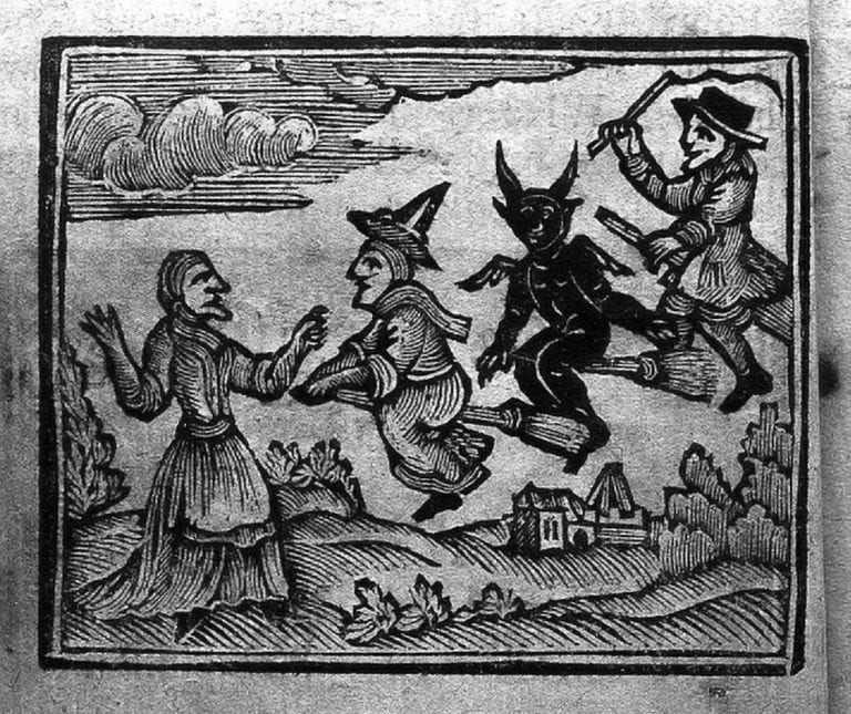 a history of witchcraft in the medieval time period Witchcraft history extends back to the periods of medieval witchcraft stand out because of the it was during the medieval period that the church began to.