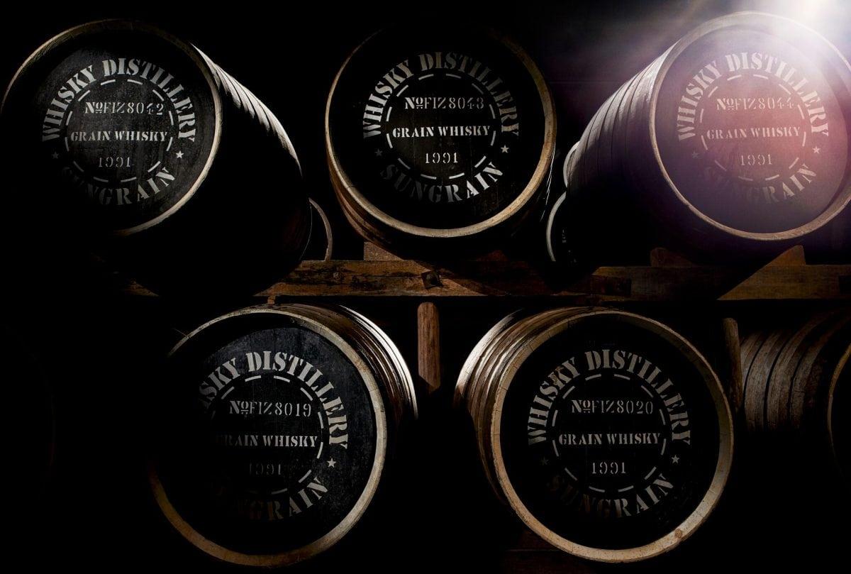 Chita Distillery Casks