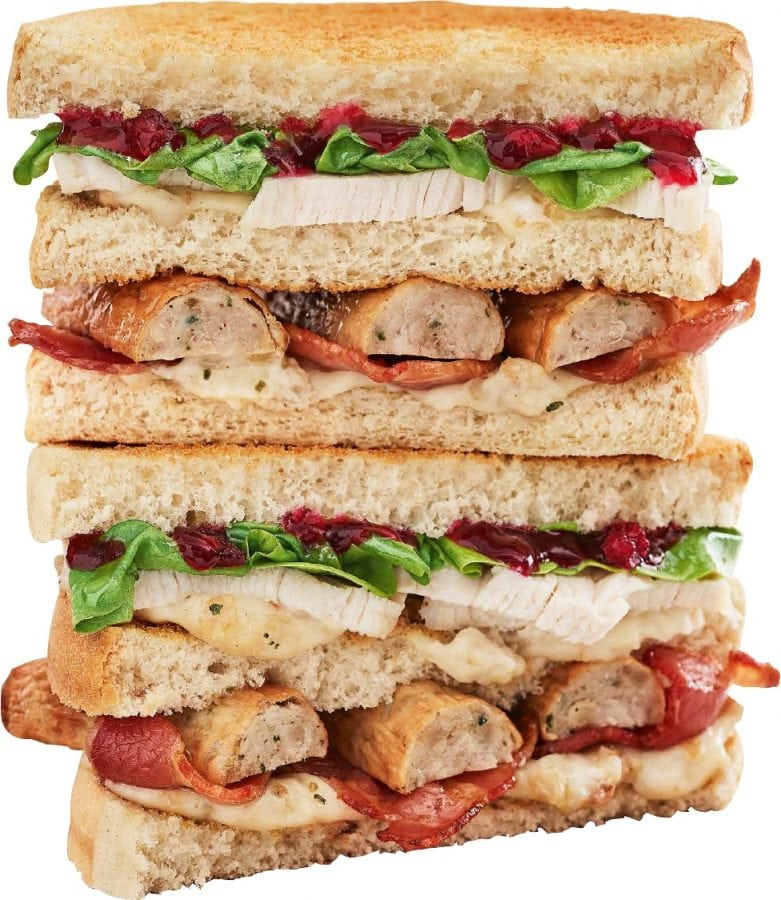 Costa Christmas Sandwich