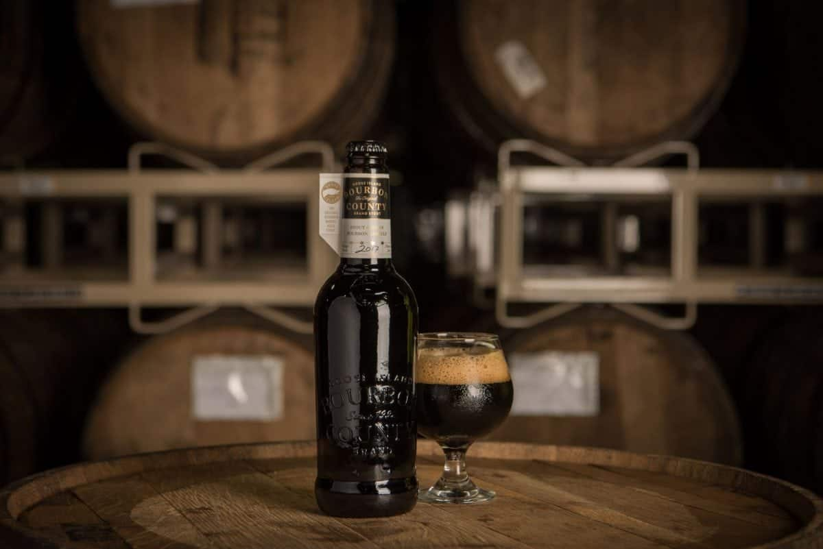 Goose Island Bourbon Uk