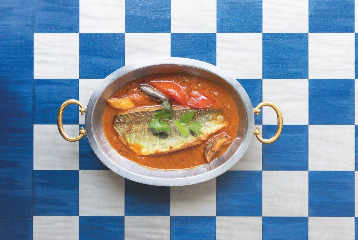 Jamavar Bengali Fish Curry Recipe
