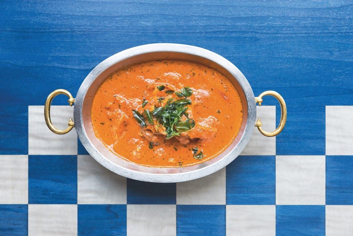 Jamavar Butter Chicken Recipe