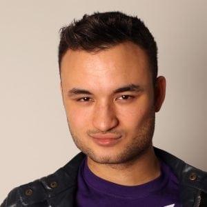 Lewis Oakley Bisexual activist
