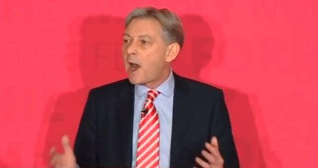 New Scottish Labour leader Richard Leonard pledges vision of hope