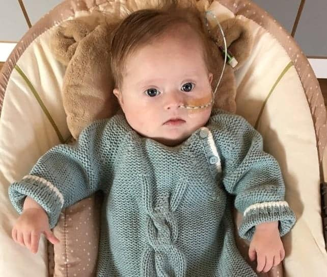 6-month-old baby died after life-saving operation ...