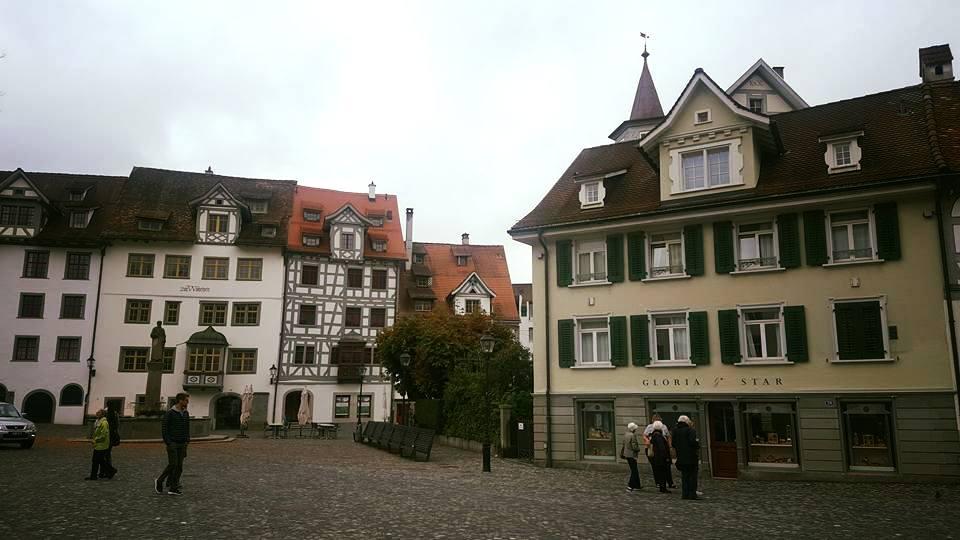 St Gallen architecture