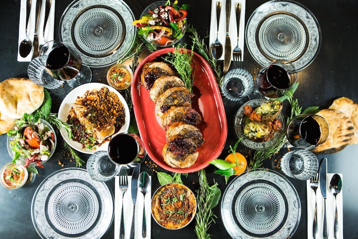 Bala Baya Christmas Dinners