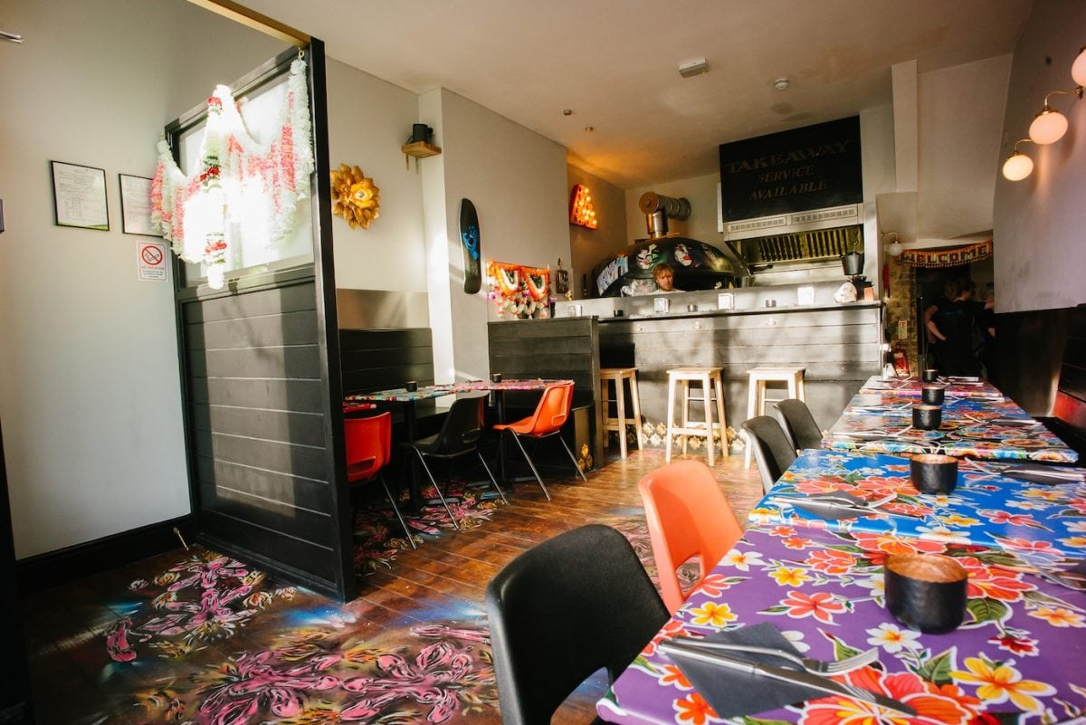 Black Axe Mangal - Photo: Kang / LondonEater.com