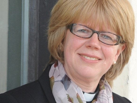 Sarah Mullally is first woman appointed Bishop of London