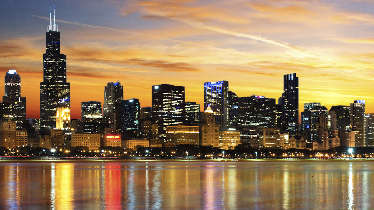 Chicago tops new list of world's best cities