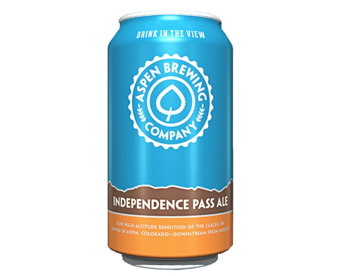 Aspen Brewing Company Independence Pass Ale