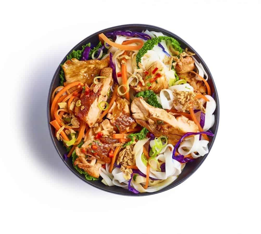 Tesco Wicked Kitchen Teriyaki Noodles