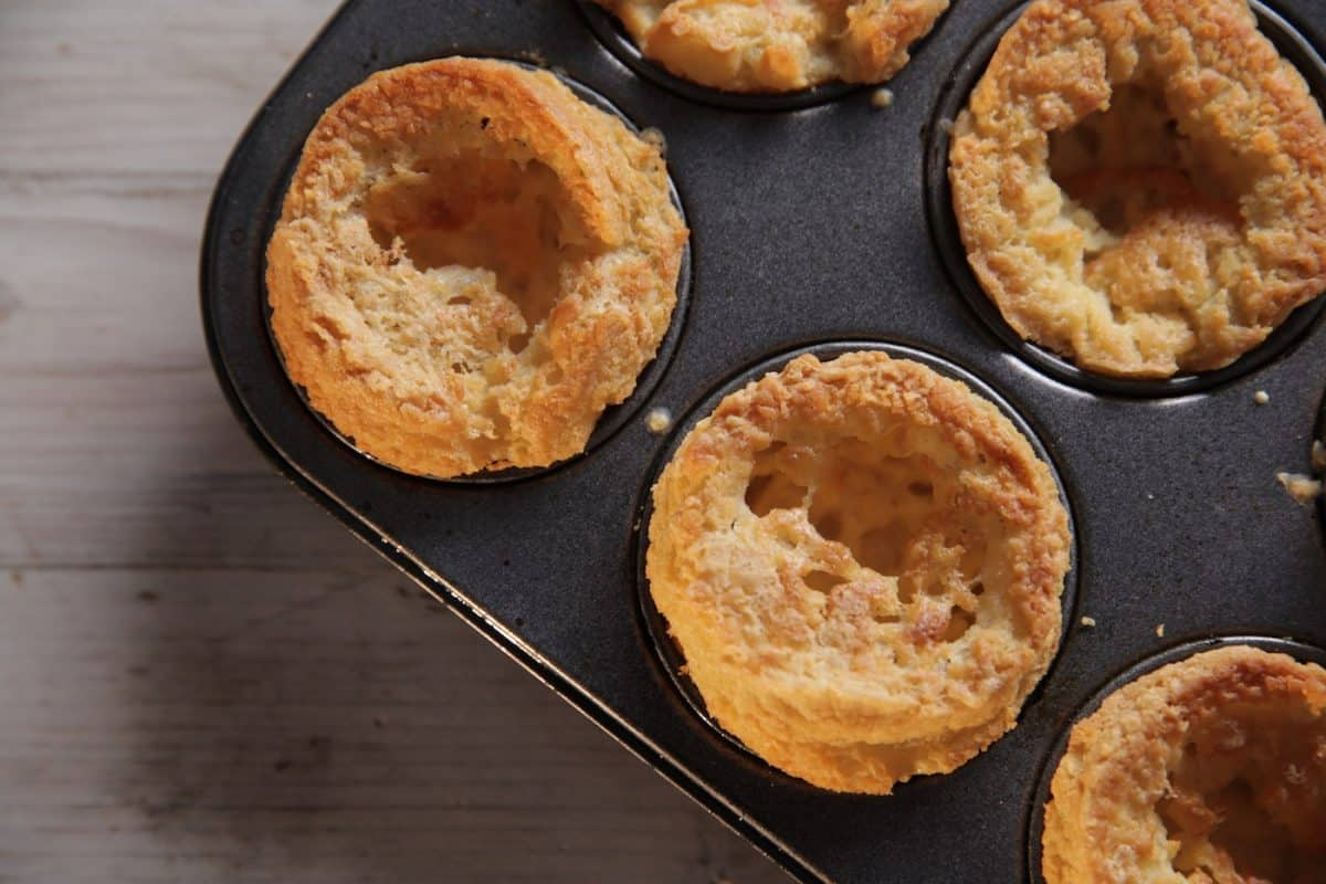 Waitrose Vegan Yorkshire Pudding