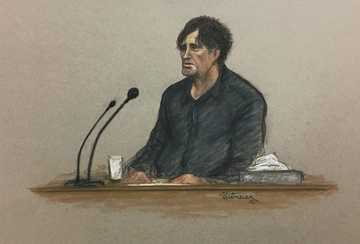Finsbury Park terror trial: Darren Osborne denies driving van and blames 'Dave'