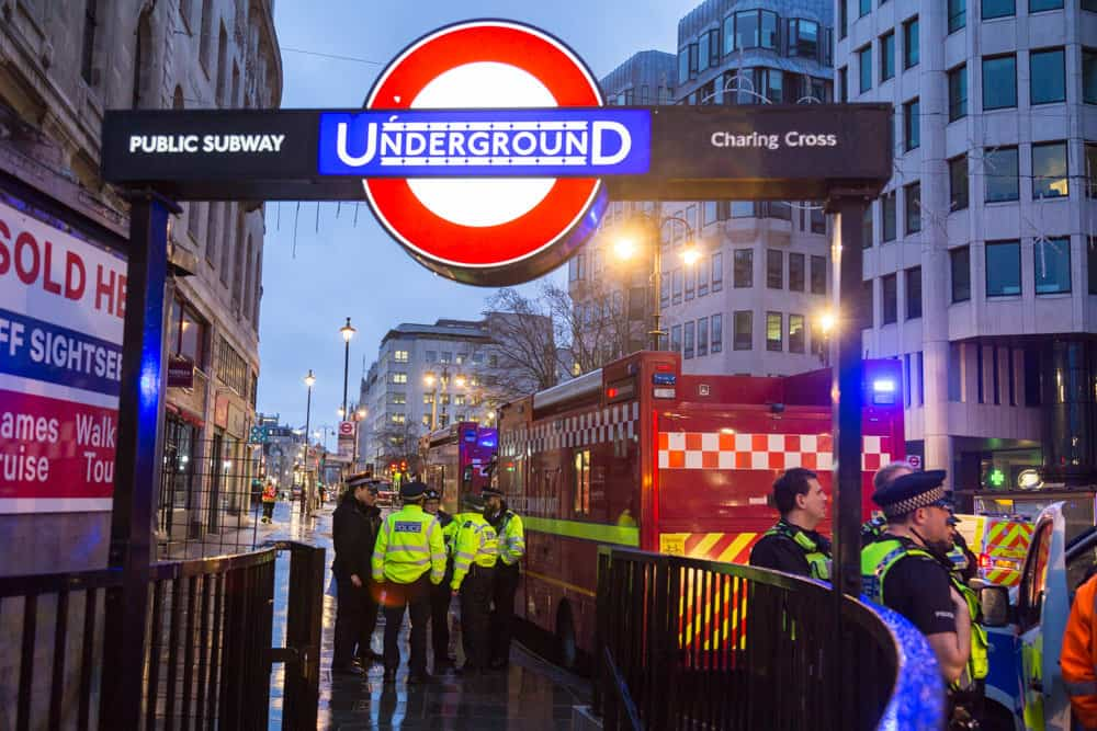 TravelTravel News Gas leak in West End sparks commuter chaos Jack Peat