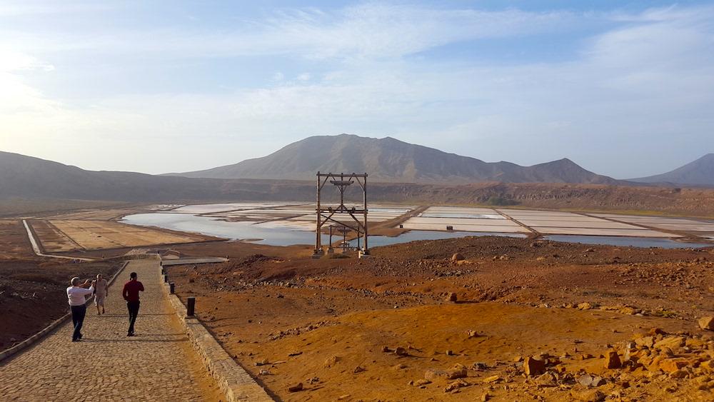 The salt mines