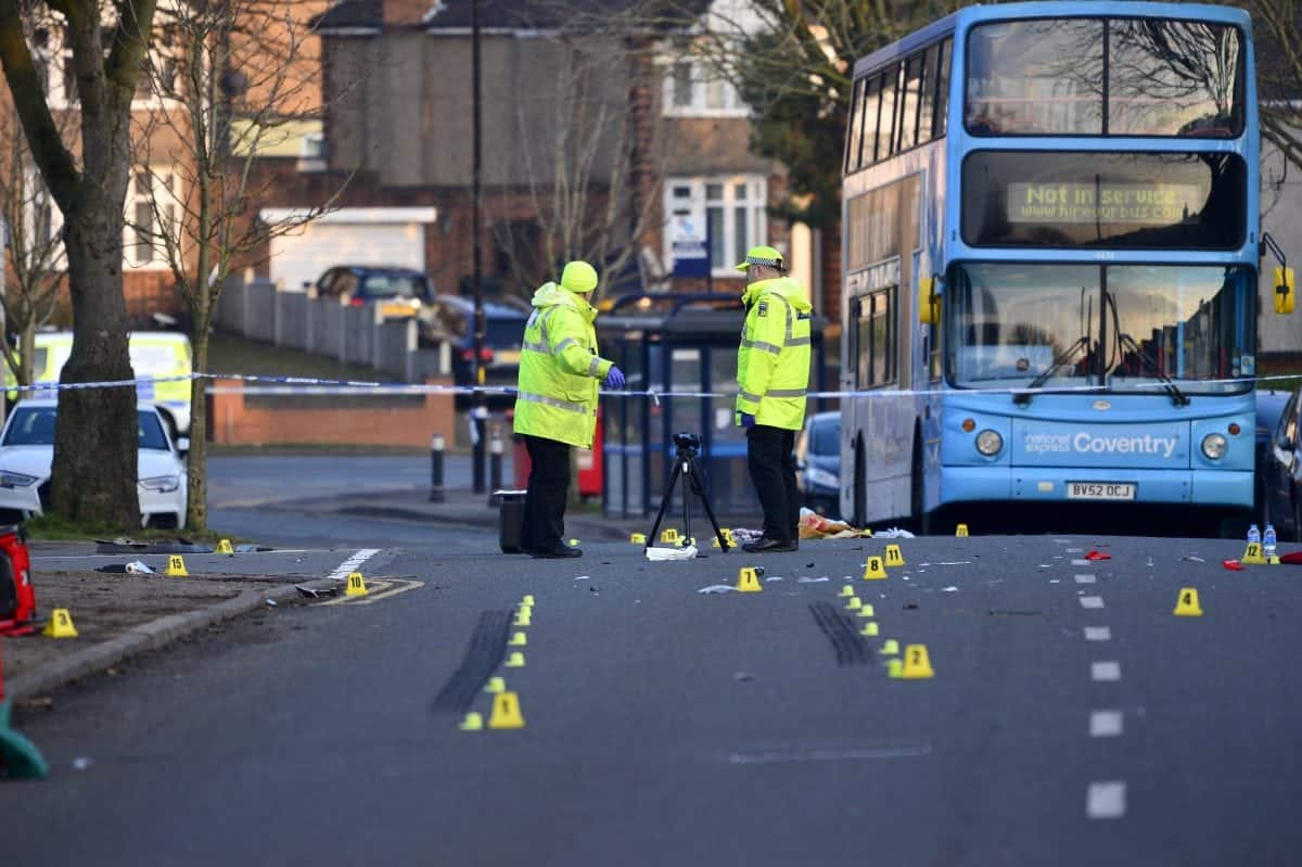 Boy, 2, dies in hit-and-run as brother fights for life in Coventry