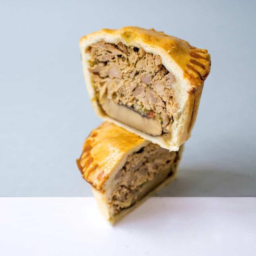Billy and Jack's Piggy Pie British Pie Week