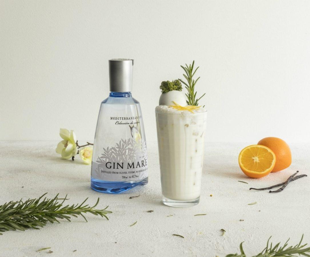Gin Mare Med Fizz