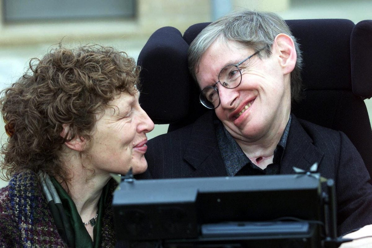 Remembering Stephen Hawking and an historic physics conference