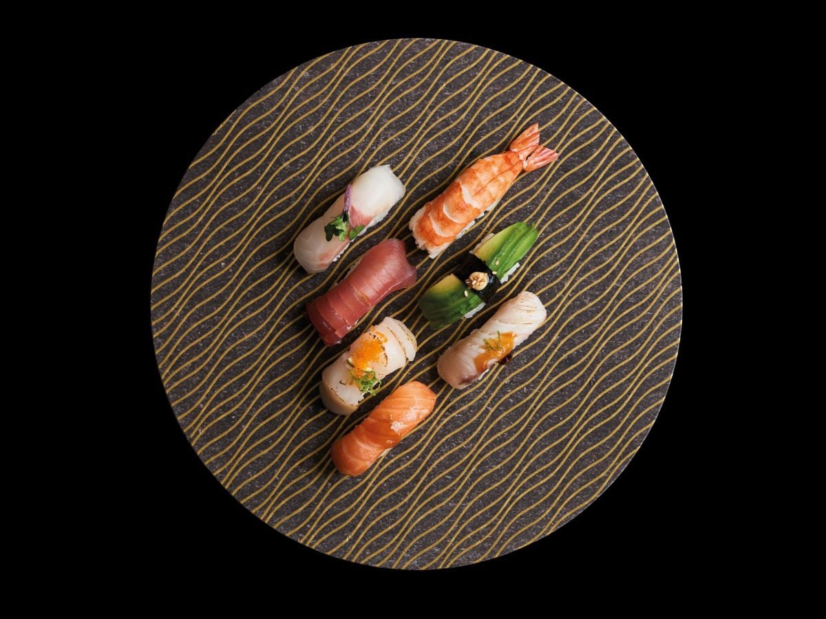 Sticks'n'Sushi Nigiri