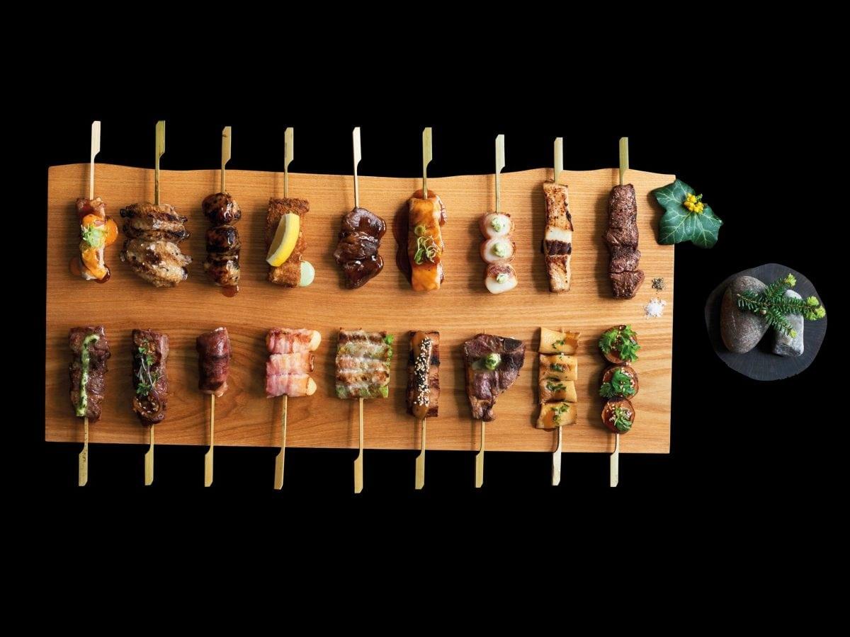 Sticks'n'Sushi Yakitori