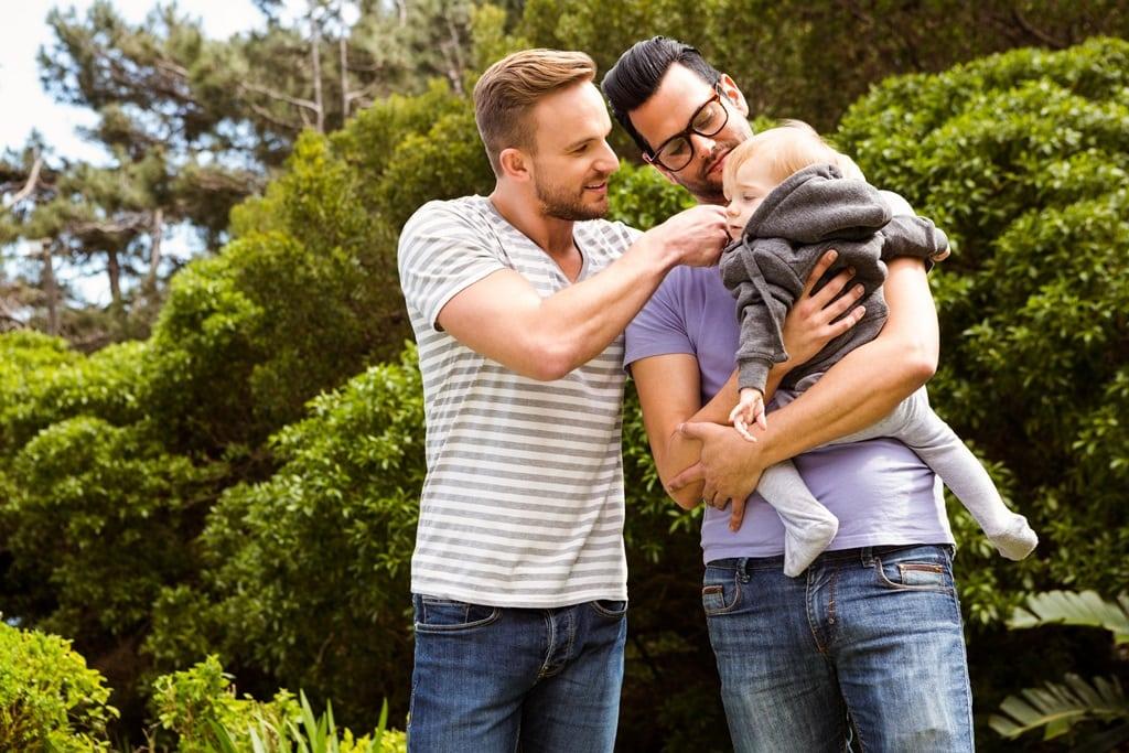parents Adoption gay