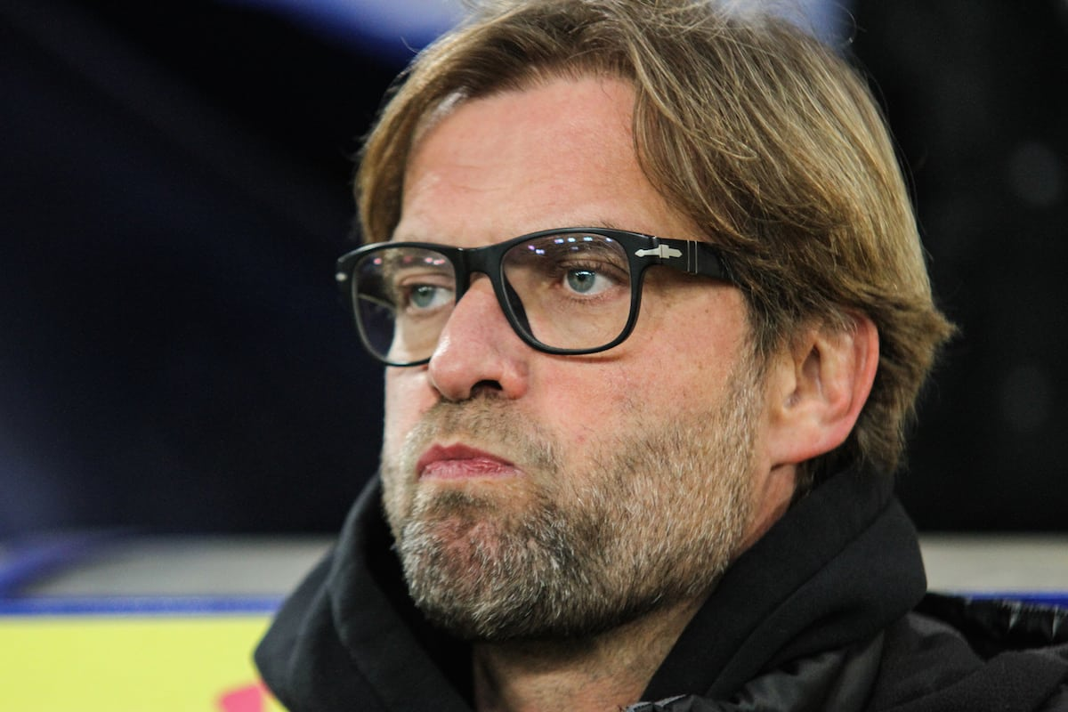 Klopp compares his Liverpool to Fergie's Man United