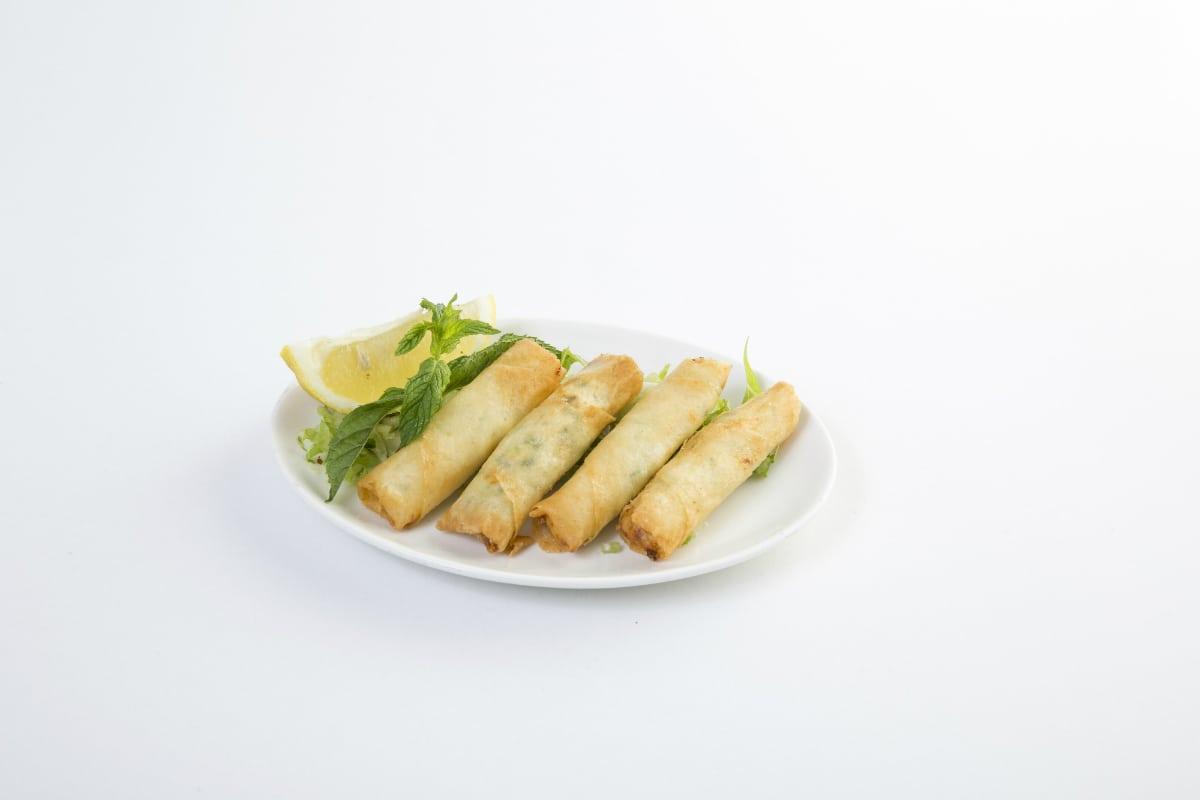 Abd El Wahab Cheese Rolls