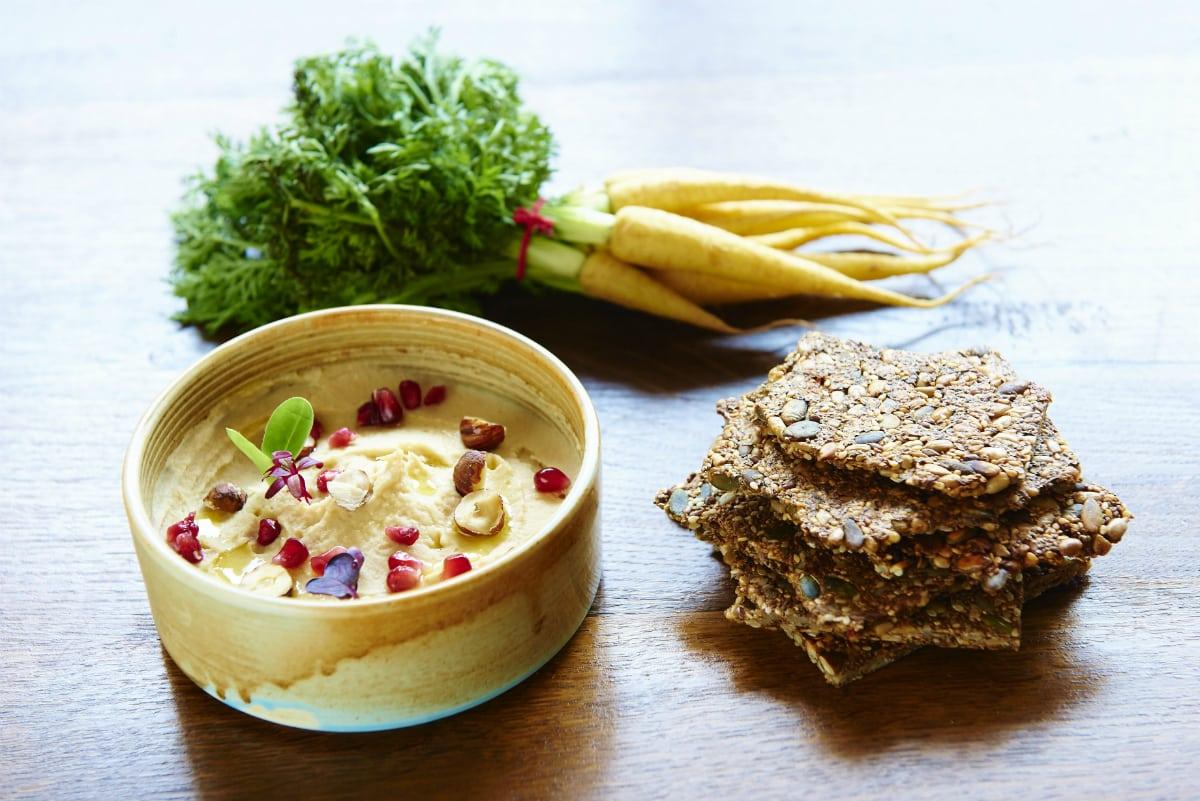 Ardiciocca - London's first gluten, dairy and sugar free restaurant