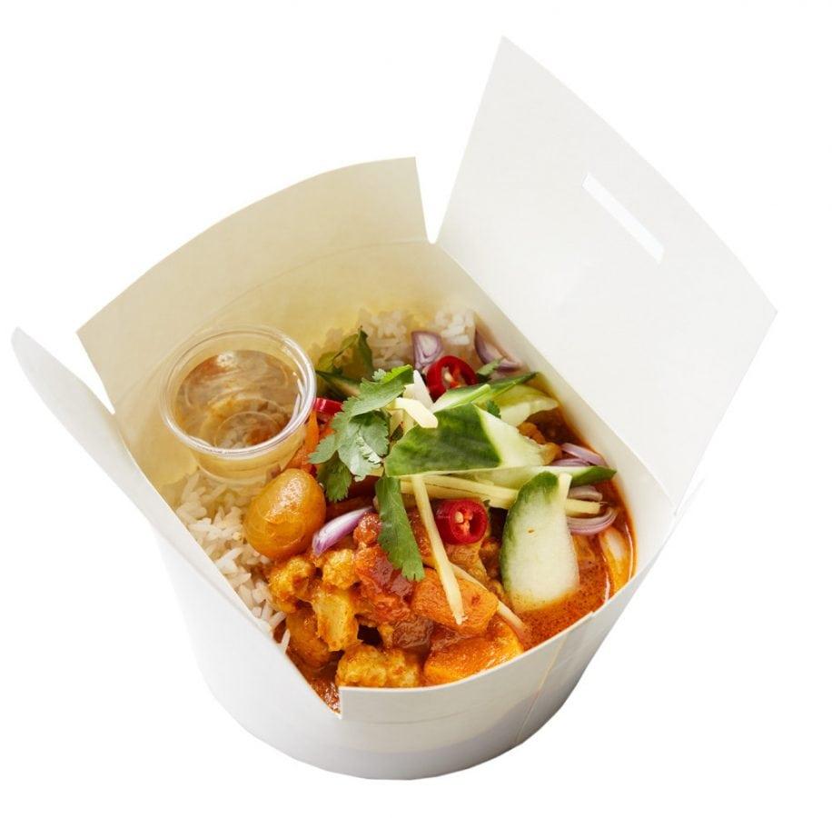 LEON Tuk Shop Aromatic Curry