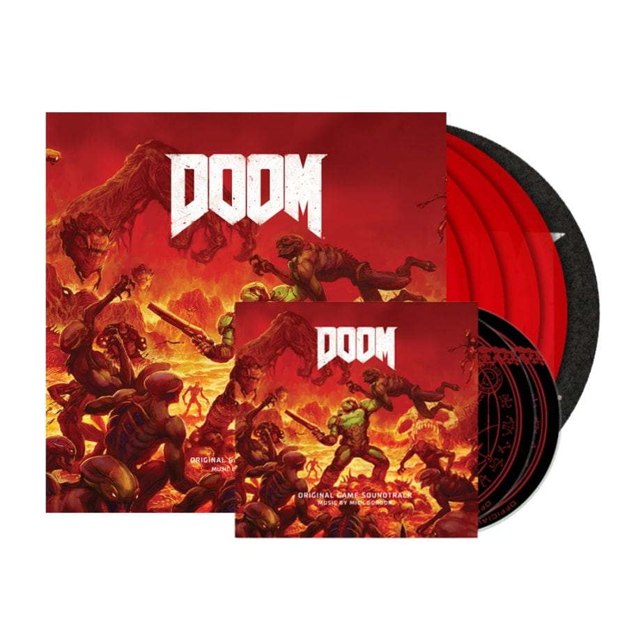 DOOM Soundtrack LIVE at The Game Awards 2016