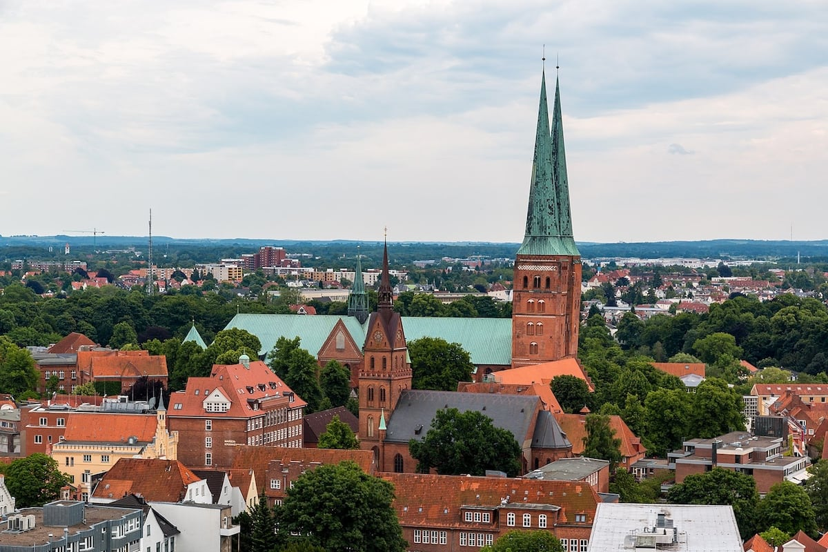 24 hours in Lübeck, Marzipan capital of the world