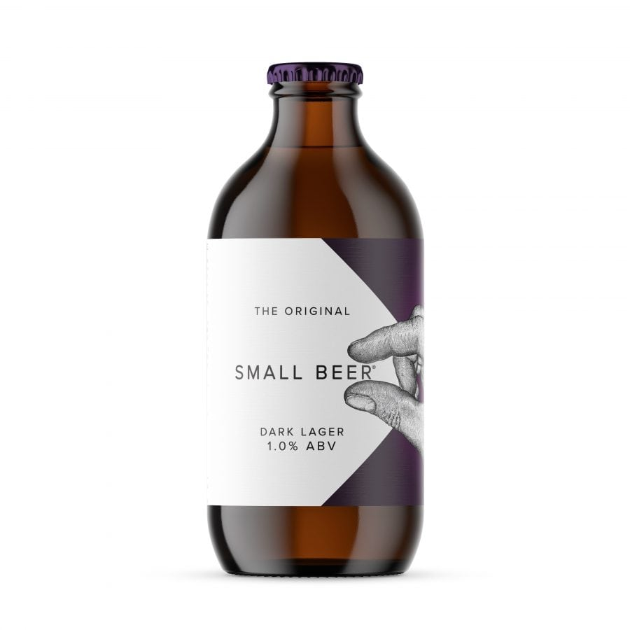 The Small Beer Co. Dark Lager