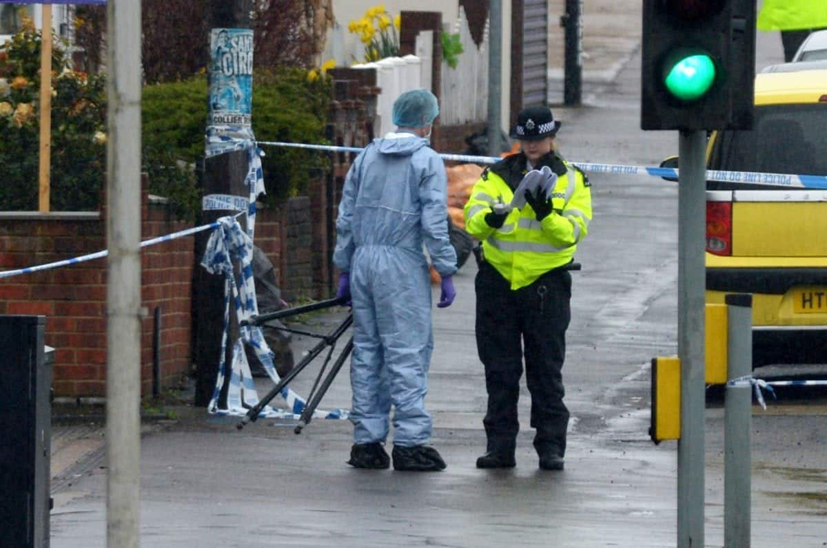 Met Police Chief Announces More Stop And Search To