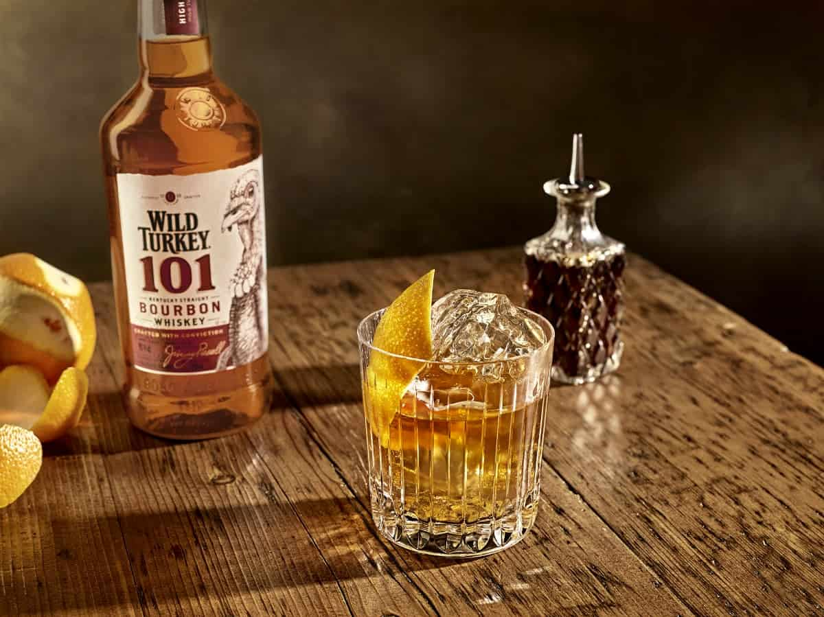 Wild Turkey 101 Old Fashioned