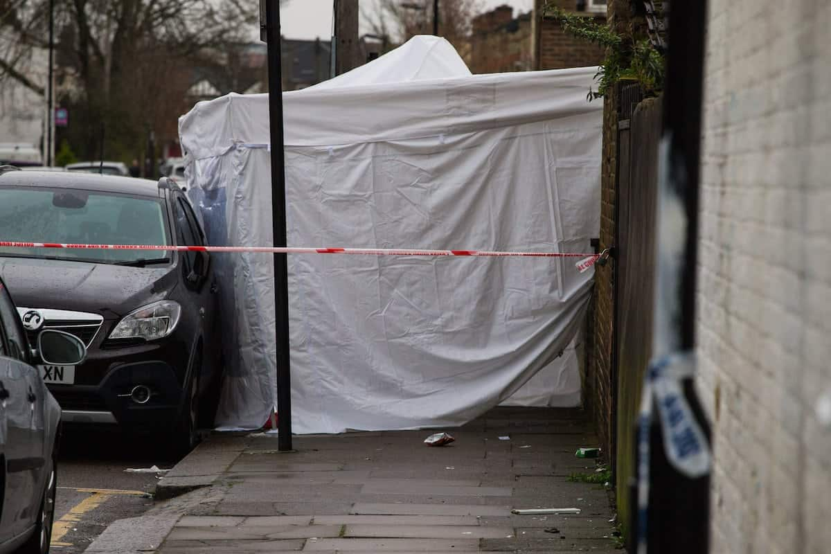 London Passes New York City in Murders for First Time Ever