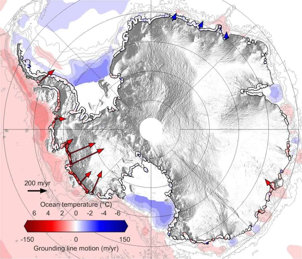 Antarctica Underwater Melting Worse Than Thought, Study Finds