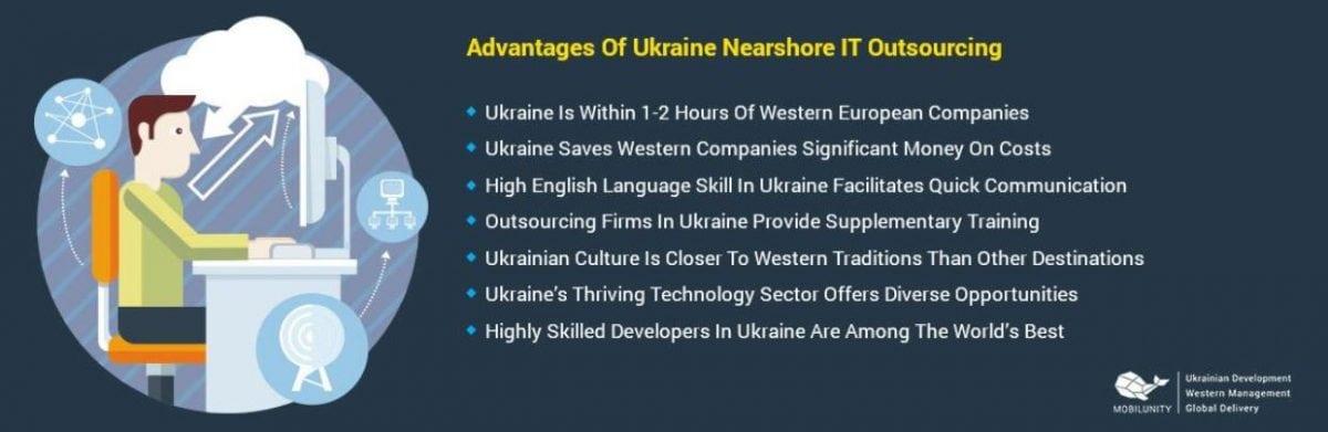 The benefits of nearshore software development