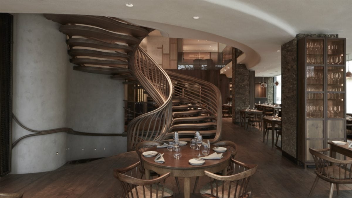 HIDE Ground Restaurant - best London restaurant openings