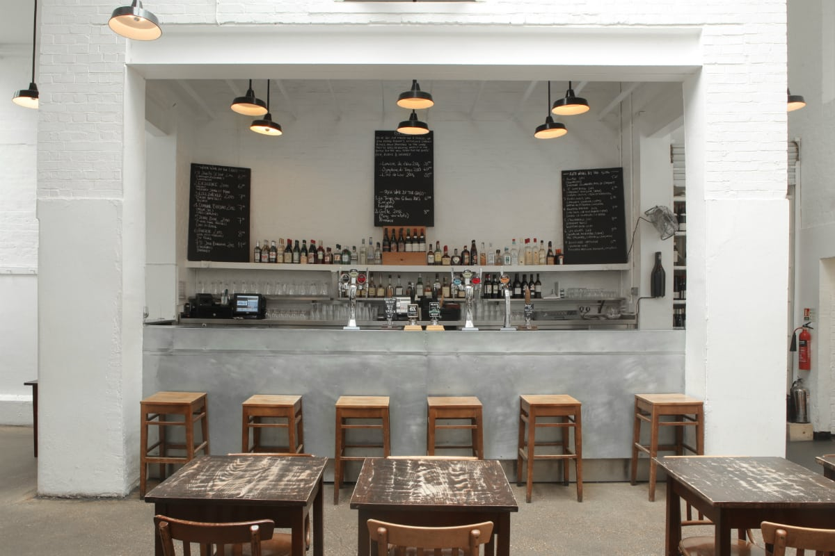 Review is st john the best restaurant in london for Food bar john roe