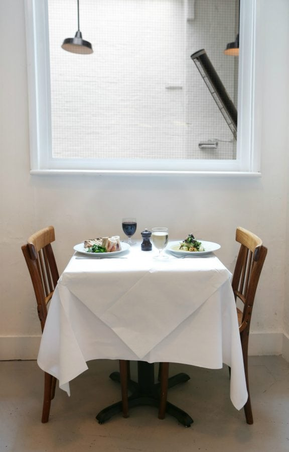 St JOHN Dining Table   Photo: Stefan Johnson
