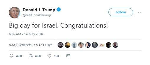 Trump Jerusalem Embassy