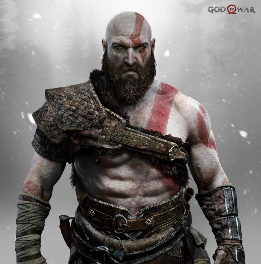 Kratos can now take selfies in God of War with Photo Mode