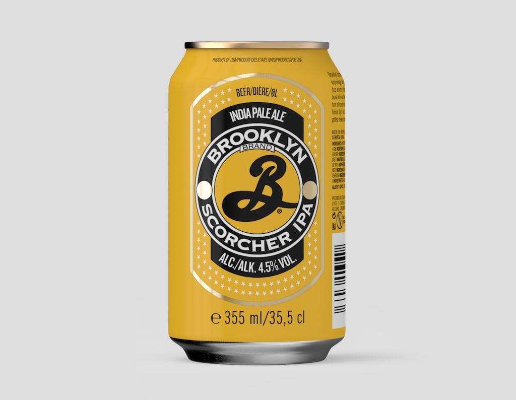 Brooklyn Brewery Scorcher IPA