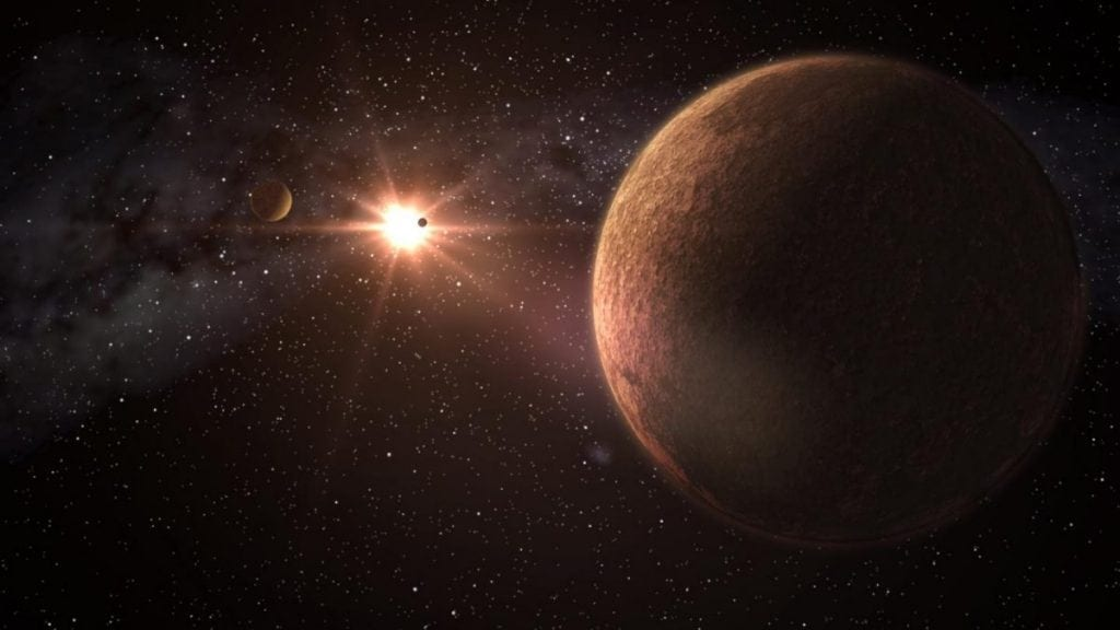Scientists Discover New Planet 'EPIC 211945201' 600 Light Years Away at Mount Abu Observatory
