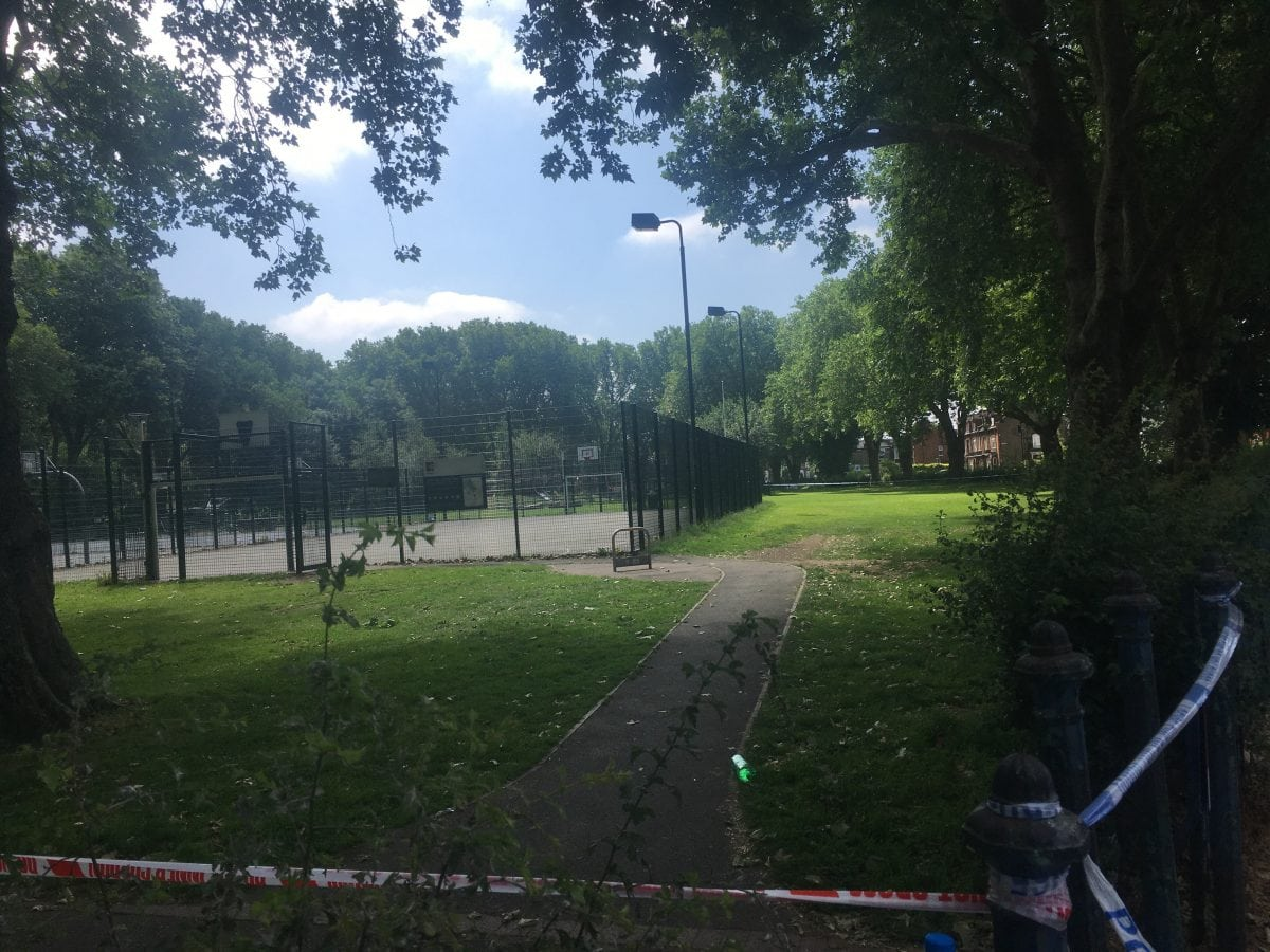A murder probe has named the capital's 78th suspected murder victim this year as Edmond Jonuzi. The 35-year-old Albanian was knifed to death in a public area in north London on Saturday night over what may have been a drug debt. He collapsed and died near Turnpike Lane tube station after being stabbed in a nearby park at around 9.30pm.