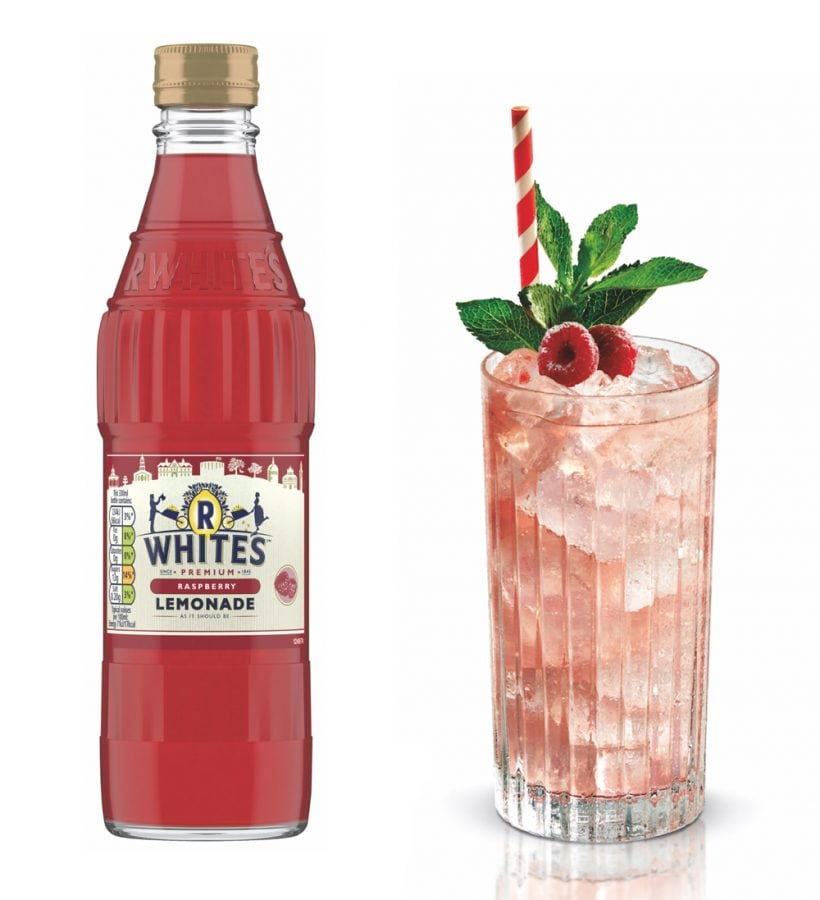 R.White's Raspberry White Collins