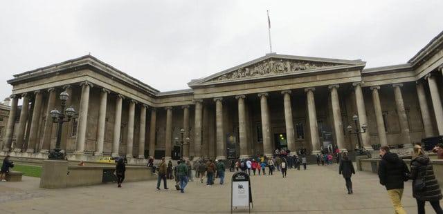 British Museum IS terror plot